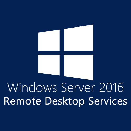 Windows Server 2016 Remote Desktop