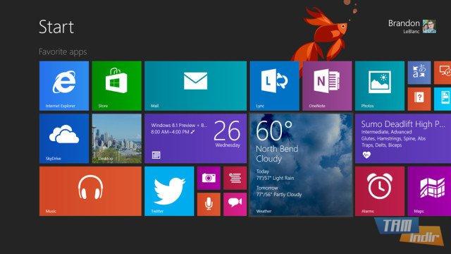 Windows 8.1 Satın al